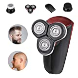 Best Easy Smart Touch Gift For A Boyfriends - Dee Banna 4 in 1 Electric Shaver Rotary Review