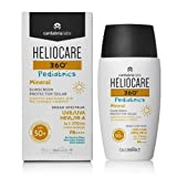 Heliocare 360º Pediatrics Mineral Fluid Spf50+; 50ml.