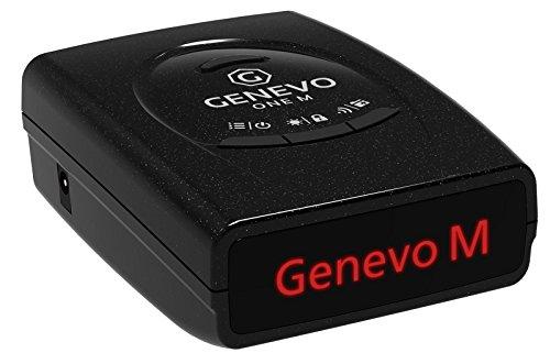 Localizador de radares Genevo One M