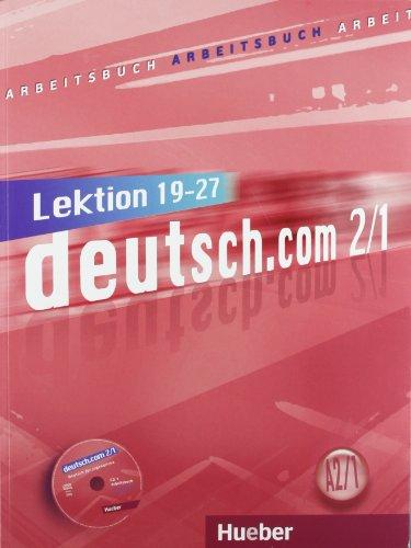 Deutschcom a21 arbeitsb(ejerc)
