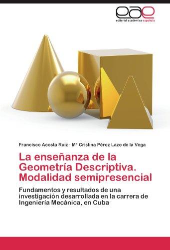 Ensenanza Geometria Descriptiva. Modalidad