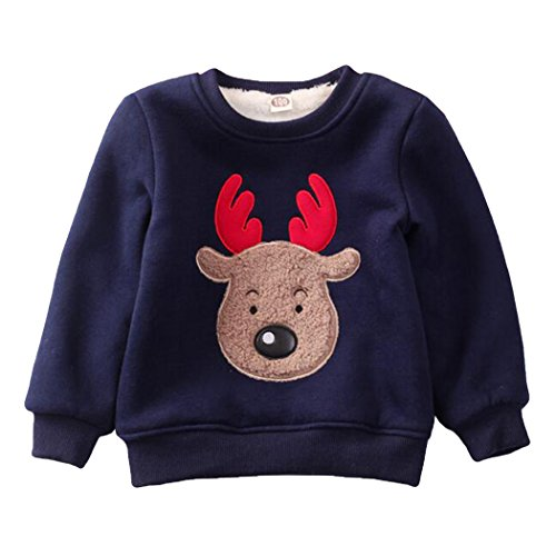 Tkria Baby Boys Christmas Jumper...