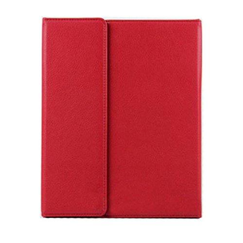 Preisvergleich Produktbild Kaiki Für iPad 2 3 4 Bluetooth Silikon Keyboard Stand Ledertasche Cover