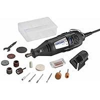 Dremel 200–1/15Zwei Geschwindigkeiten Rotary Tool Kit