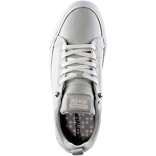 Converse All Claro Cinza Fulton Boi Branco Sneaker Star 8pnqwpFT