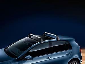 roof rack golf gti mk7 vw volkswagen oem bars base door carrier genuine racks last