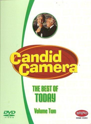 Preisvergleich Produktbild Candid Camera the Best of Today Volume Two