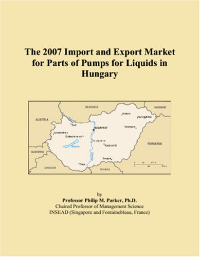 The 2007 Import and Export Market for Parts of Pumps for Liquids in Hungary
