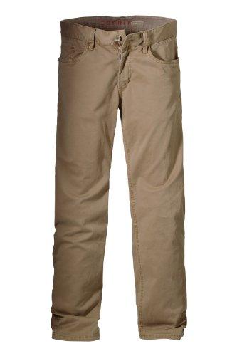 Esprit - Pantalon - Homme Beige - Acorn Beige