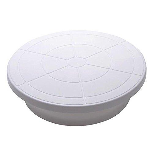 1PCS supporto rotante cake Decorating Turntable Revolving cake Plate display