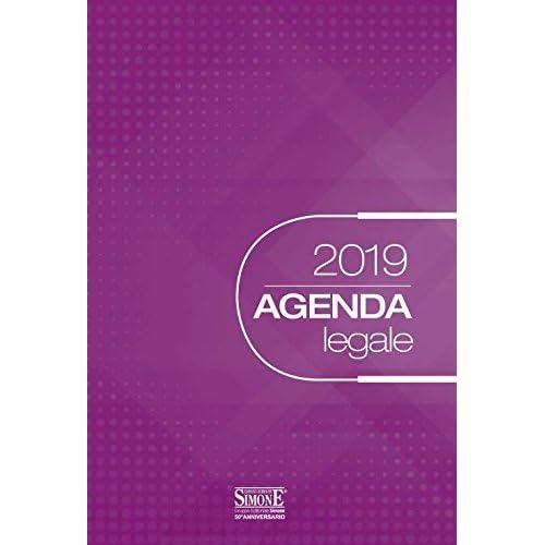 Agenda Legale 2019. Viola. Ediz. Minore
