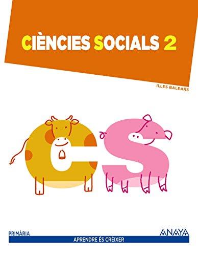 Ciències socials 2. (Aprendre és créixer) - 9788467876826
