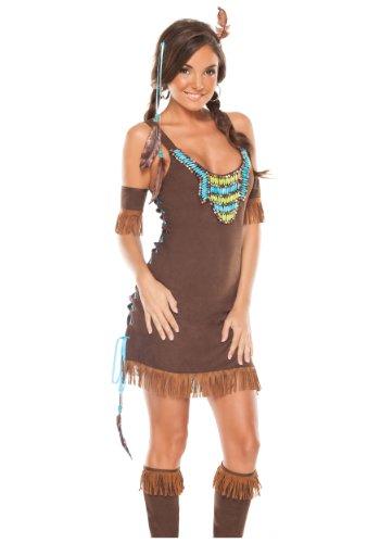 Temptress Indian Fancy dress costume Small / Medium