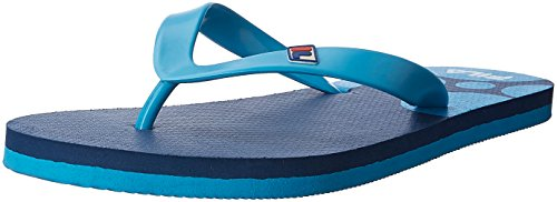 Fila Men's Filawalk Navy and Blue Hawaii House Slippers -7 UK/India (41 EU)  available at amazon for Rs.174