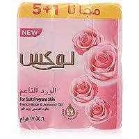 Lux Bar Soft Rose Value Pack 170G