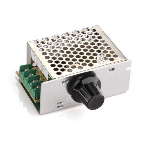 COLEMETER SCR Regolatore di Voltaggio Tensione 3000W Alta Potenza con Cover [Elettronica]