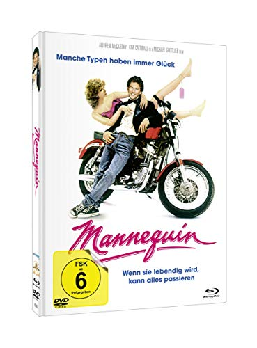 Mannequin - Mediabook/Collector's Edition (+ DVD) [Blu-ray]
