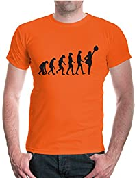 buXsbaum® T-Shirt The Evolution of cheerleading