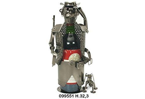 chasseur-099551-porte-bouteille-de-table-idee-cadeau-tres-originale-il-apportera-leffe-de-surprise-g