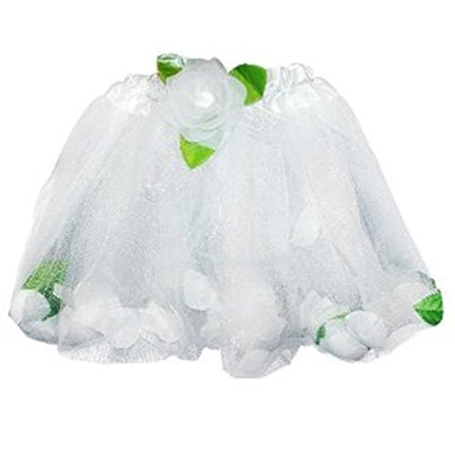 Fairy Princess Petal Tutu (More Colors...) Select Color: white