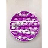 Pop it tie dye Bubble Sensory Fidget Toy - Purple