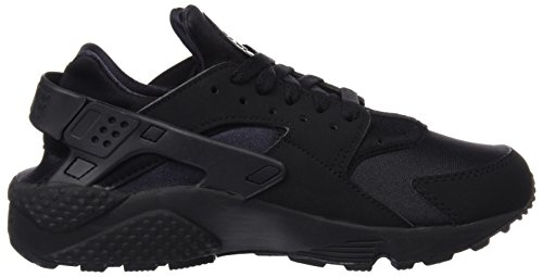 Nike Air Huarache, Baskets Basses Homme Noir (Black/white)