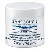Augen Make-up Entferner Pads oil-free
