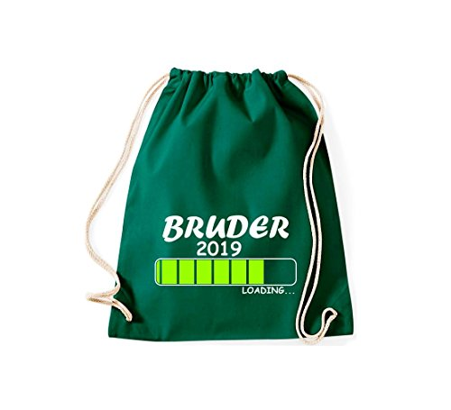 Borsa A Tracolla Gyminstyle Loading Brother 2019 Verde