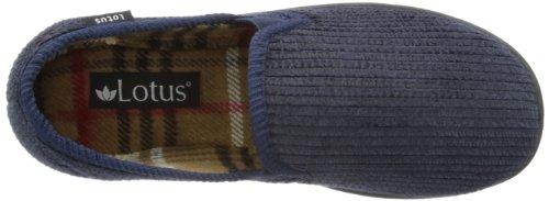 Lotus Bevis 7114, Chaussons homme Bleu-TR-L4-31