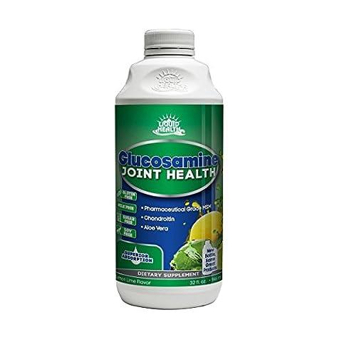 Liquid Health Glucosamine 32 Oz 36 Ounces