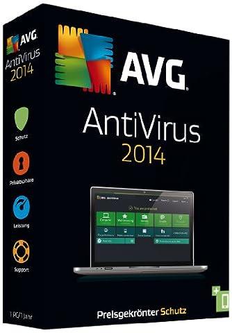 AVG AntiVirus 2014 – 1-Platz (Virenscanner Avg)