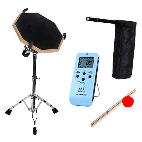 GDGQJRM Keyboard-Ständer Dumb Drum-Pad-Halterung Snare-Drum-Regal Dumb-Drum-Drum-Regal 13-15 Zoll Dumb-Drum-Pad Universal-Drum-Rack Drum Zubehör für Musikinstrumente (Farbe : A3)