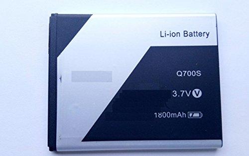 Generic Replacement Internal Battery for Xolo q700s Q4501800 Mah Li-Ion