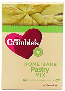 Mrs Crimbles Pastry Mix 200 g (Pack of 10)