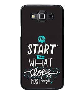 Fuson Designer Back Case Cover for Samsung Galaxy Grand Prime :: Samsung Galaxy Grand Prime Duos :: Samsung Galaxy Grand Prime G530F G530Fz G530Y G530H G530Fz/Ds (stops most people beginning )