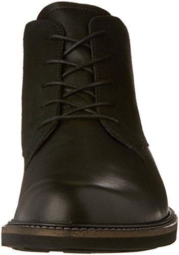 Ecco Kenton, Bottes Classiques Homme Noir (51052Black/Black)