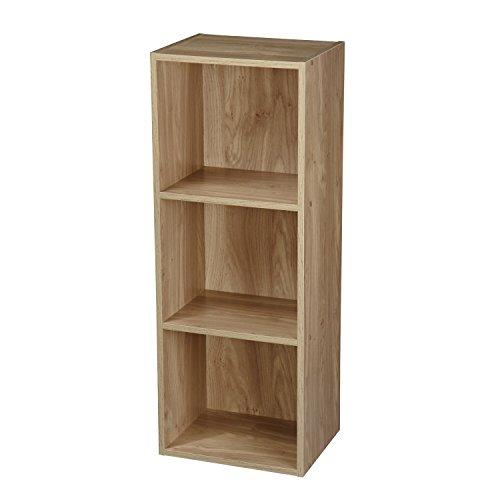 Wooden Shelf Unit Amazon Co Uk