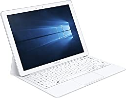 Samsung Galaxy TabPro S SM-W708 30,7 cm (12 Zoll) Tablet-PC (Intel Core m3-6Y30, 4GB RAM, 128GB SSD, LTE, Windows 10 Pro) weiß