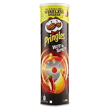 Patatas Fritas Hot Spicy