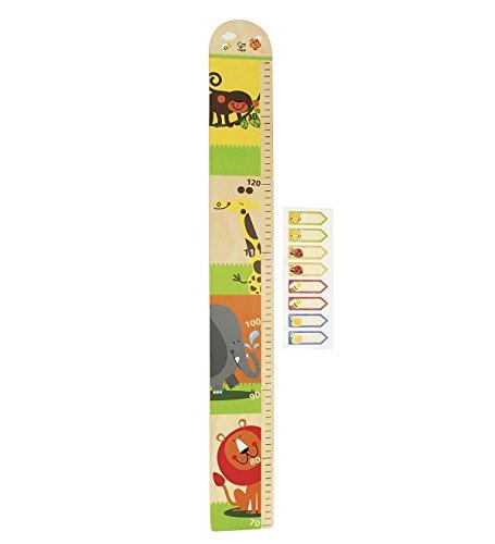 Hape E0037 - Messlatte, Holzspielzeug ( 1 Stuck)