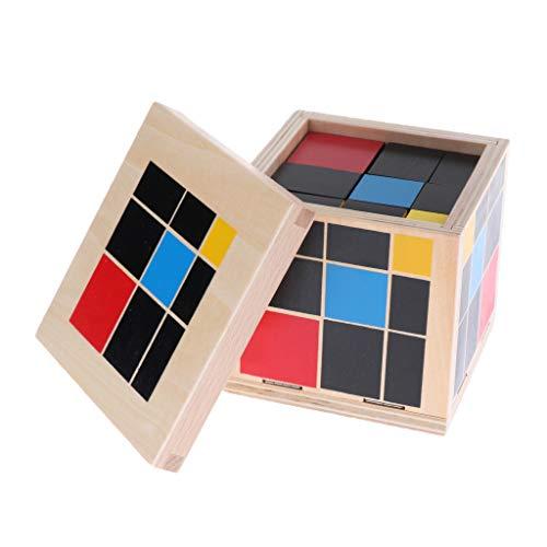 NON Set of Trinomial Cube Kids Children Learning Algebra u0026 Maths Educational Toy
