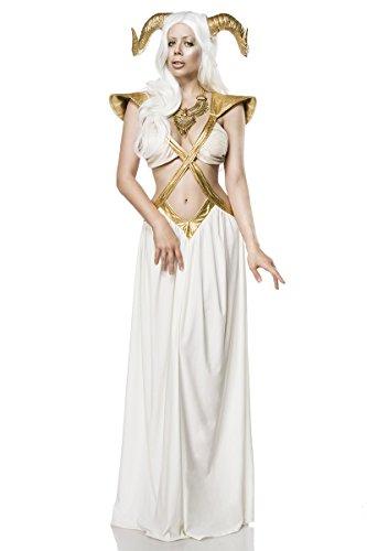 - Storm Kostüm Weiß