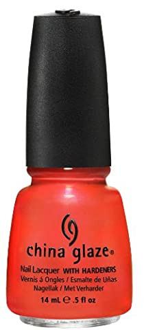 China Glaze Surfin for Boys Nail Polish Lacquer with Hardeners