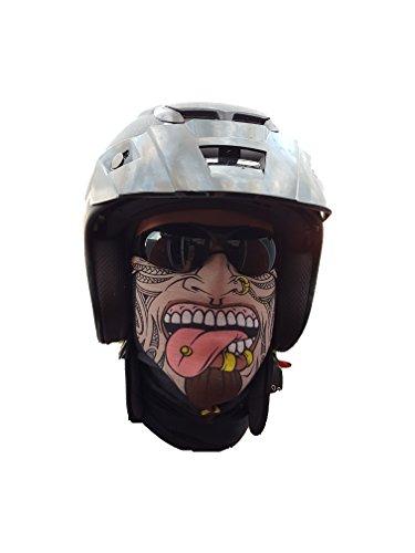*SVoKI SALT ARMOUR Kahuna Gesicht Halstuch Schlauchtuch Schal Kälteschutz Gesichtsmaske Maske Halloween Motorrad Fahrrad Ski Snowboard Angeln Jagen Paintball*