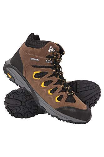 Mountain Warehouse Ambleside Mens Vibram Waterproof Hiking Boots
