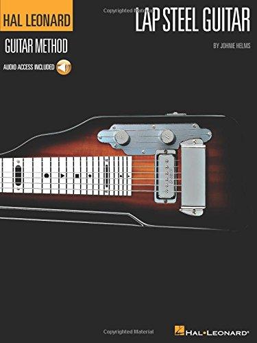 Hal Leonard Guitar Method: Lap Steel Guitar: Lehrmaterial, CD für Gitarre