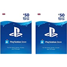 PlayStation PSN Card 100 GBP Wallet Top Up | PSN Download Code - UK account