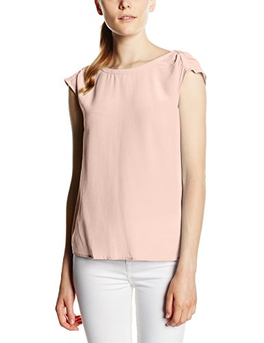 BOSS Orange Damen Top Clima, Rosa (Bright Pink 677), 40