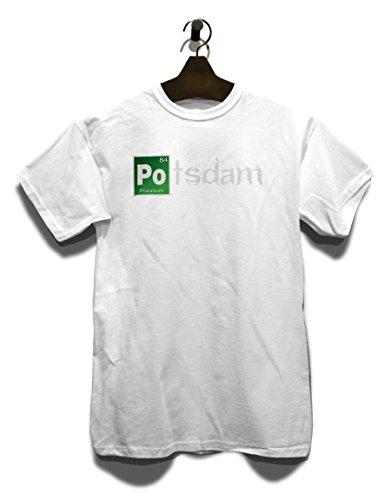 Potsdam T-Shirt Weiß
