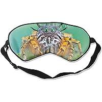 Bagheera Kiplingi Schlafmaske mit Spinnen-Motiv, tiefe Erholung, Augenmaske mit verstellbarem Kopfband, Schlafzufriedenheit... preisvergleich bei billige-tabletten.eu